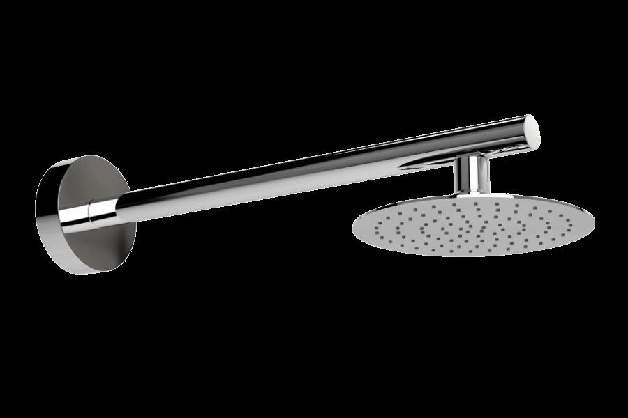 Imagínese la ducha al aire libre, piscina, jardín - AMALFI R Inoxstyle (profile)