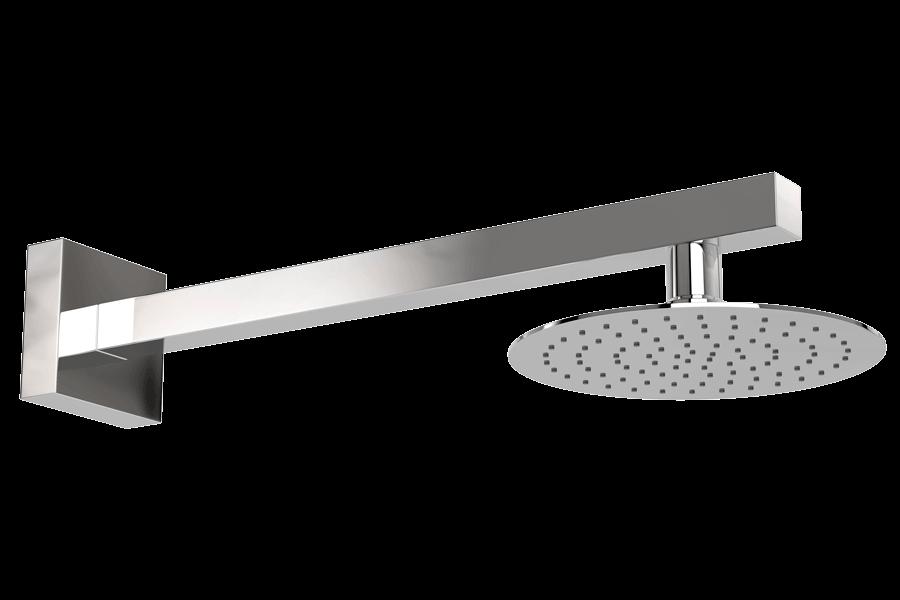 Immagine doccia per esterno, per piscina, per giardino - ISCHIA R Inoxstyle (profile)